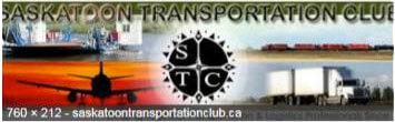 Saskatoon Transportation Club Logo